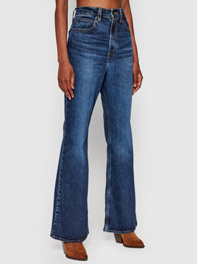 Levi's® Levi's® Jean 70's High Flare A0899-0004 Bleu marine Regular Fit