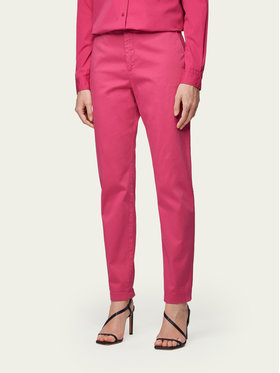 Boss Boss Kalhoty z materiálu Sachin5-D 50435658 Růžová Regular Fit