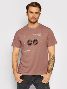 Only & Sons ONLY & SONS Tricou Mogens 22019013 Maro Regular Fit
