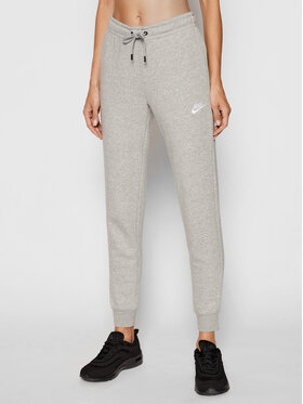 Nike Nike Sportinės kelnės Essential BV4099-063 Pilka Slim Fit