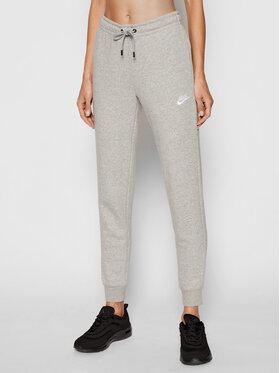 Nike Nike Teplákové kalhoty Essential BV4099-063 Šedá Slim Fit