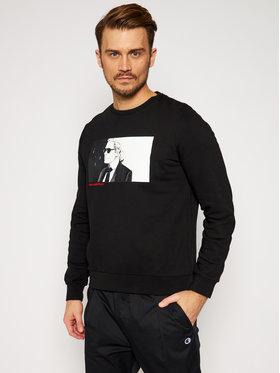 KARL LAGERFELD KARL LAGERFELD Sweatshirt Sweat 705037 502910 Noir Regular Fit