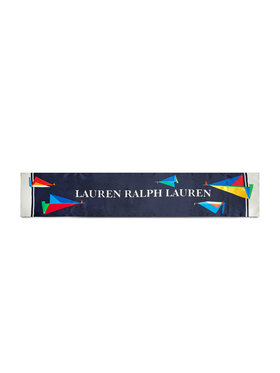 Lauren Ralph Lauren Lauren Ralph Lauren Écharpe Nika 454835699002 Bleu marine