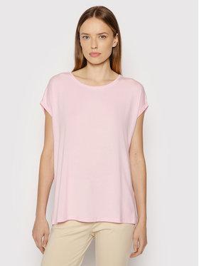Vero Moda Vero Moda Bluză Ava 10187159 Roz Relaxed Fit