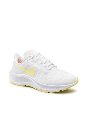 Nike Nike Boty Air Zoom Pegasus 37 BQ9647 105 Bílá