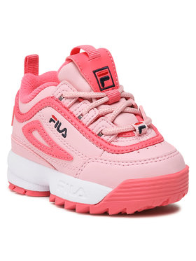 Fila Fila Sneakersy Disruptor Infants 1010826.73W Ružová
