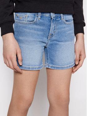 Calvin Klein Jeans Calvin Klein Jeans Farmer rövidnadrág Essential IG0IG00863 Kék Slim Fit