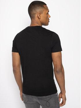 Calvin Klein Jeans Calvin Klein Jeans T-Shirt Institutional J30J307856 Czarny Regular Fit