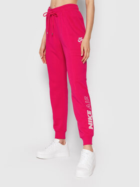 Nike Nike Παντελόνι φόρμας Air CZ8626 Ροζ Regular Fit