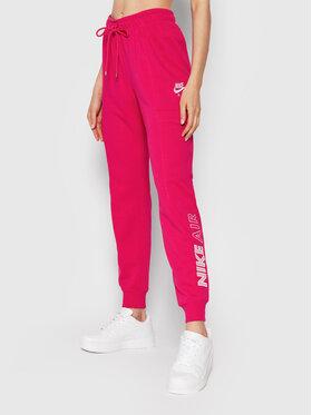 Nike Nike Teplákové nohavice Air CZ8626 Ružová Regular Fit