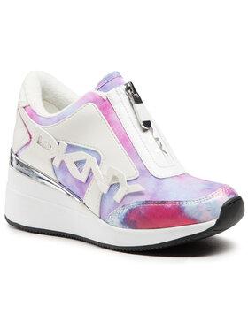 DKNY DKNY Sneakers Parlan Zip Up Wedge Sneaker K1173074 Bunt