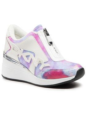 DKNY DKNY Tenisice Parlan Zip Up Wedge Sneaker K1173074 Šarena
