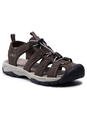 CMP CMP Sandales Sahiph Leather Hiking Sandal 30Q9507 Gris