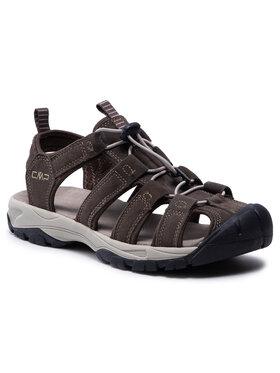 CMP CMP Σανδάλια Sahiph Leather Hiking Sandal 30Q9507 Γκρι
