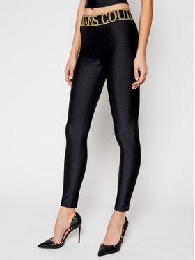 Versace Jeans Couture Versace Jeans Couture Colanți D5HWA101 Negru Slim Fit