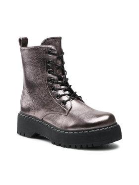 DeeZee DeeZee Outdoorová obuv WS5207-09 Strieborná