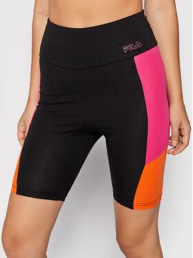 Fila Fila Sportske kratke hlače Peri 683444 Crna Slim Fit