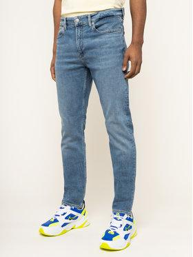 Calvin Klein Jeans Calvin Klein Jeans Blugi Slim Fit J30J314374 Bleumarin Slim Taper