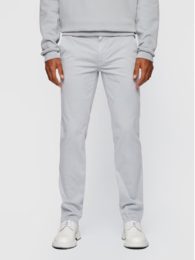 Boss Boss Pantaloni chino Schino 50379152 Grigio Slim Fit