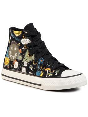 Converse Converse Sneakers Ctas Hi 667527C Μαύρο