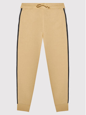 Coccodrillo Coccodrillo Pantaloni da tuta ZC1120101STA Beige Regular Fit