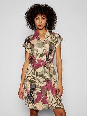 Desigual Desigual Sukienka koszulowa Etnican 21SWVN04 Kolorowy Regular Fit