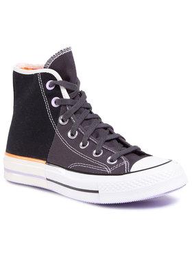 Converse Converse Кецове Chuck 70 Hi 167668C Черен