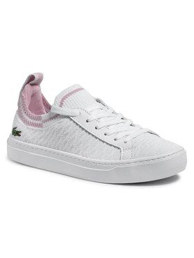 Lacoste Lacoste Sneakersy La Piquee 0721 1 Cfa 7-41CFA00051Y9 Biela