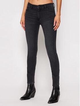 Wrangler Wrangler Jeans Body Bespoke W28KZJ30B Schwarz Skinny Fit