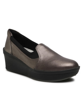 Clarks Clarks Chaussures basses Step Rose Moon 261518524 Marron