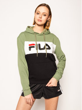 Fila Fila Felpa Lori 687042 Multicolore Regular Fit