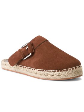 Weekend Max Mara Weekend Max Mara Espadrilės Pagine 55210584600 Ruda
