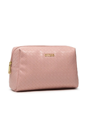 Guess Guess Kozmetická taštička Emelyn Accessories PWEMEL P1315 Ružová