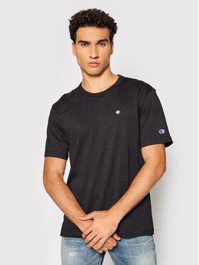 Champion Champion T-Shirt 216545 Czarny Regular Fit