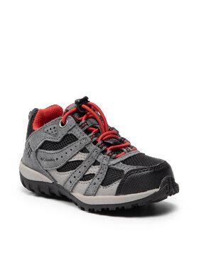 Columbia Columbia Trekingová obuv Redmond Waterproof BC2857 Šedá