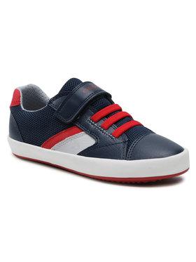 Geox Geox Sneakersy J Gisli. B. C J155CC 0FE14 C0735 S Granatowy