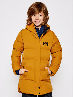 Helly Hansen Helly Hansen Geacă din puf Junior Luca Puffy 41731 Portocaliu Regular Fit