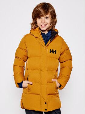 Helly Hansen Helly Hansen Pūkinė striukė Junior Luca Puffy 41731 Oranžinė Regular Fit