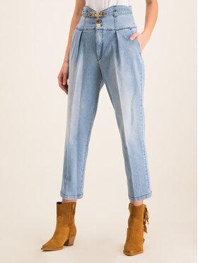 Pinko Pinko Boyfriend Jeans Ariel PE 20 PDEN 1J10E1 Y64Q Blau Regular Fit