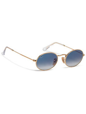 Ray-Ban Ray-Ban Γυαλιά ηλίου Oval 0RB3547N 001/3F Χρυσό