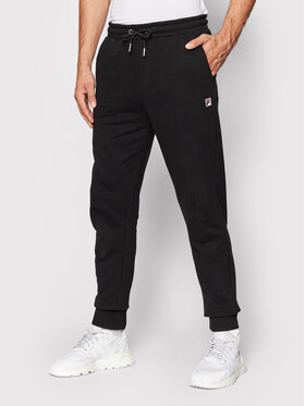 Fila Fila Pantalon jogging Savir 689037 Noir Regular Fit