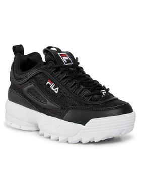 Fila Fila Sneakersy Disruptor A Kids 1011082.15C Czarny