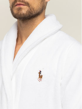 Polo Ralph Lauren Polo Ralph Lauren Bademantel 714621695 Weiß
