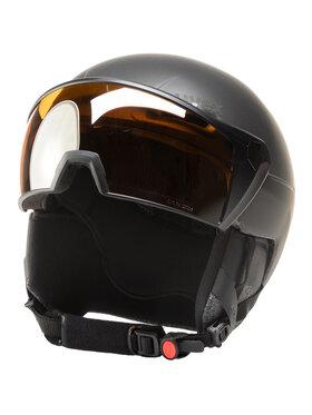 Uvex Uvex Kask narciarski Hlmt 700 Visor 5662372007 Czarny
