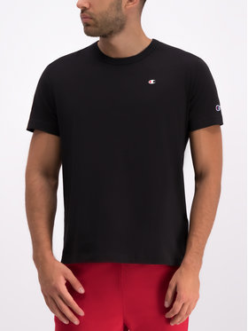 Champion Champion Tricou 212974 Negru Regular Fit