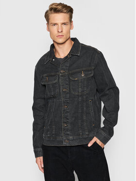 Lee Lee Farmer kabát Rider L89ZOR47 Fekete Regular Fit