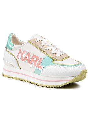 KARL LAGERFELD KARL LAGERFELD Sneakers KL61940 Weiß