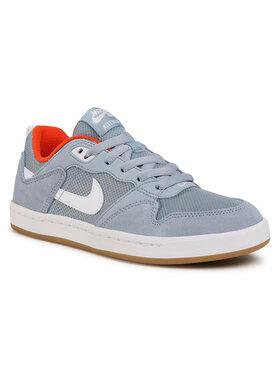 Nike Nike Παπούτσια Sb Alleyoop (GS) CJ0883 400 Γκρι