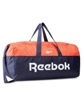 Reebok Reebok Σάκος Act Core Ll M Grip Vecnav GN7736 Σκούρο μπλε