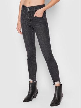 Fracomina Fracomina Jeans FP21WV7003D40901 Schwarz Skinny Fit